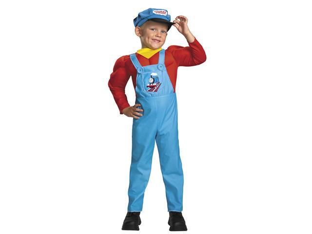 Kids and Toddler Classic Thomas The Tank Engine Costume - Thomas & Friends Costumes