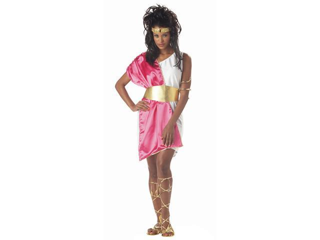 Toga Woman Costume - Greek and Roman Costumes