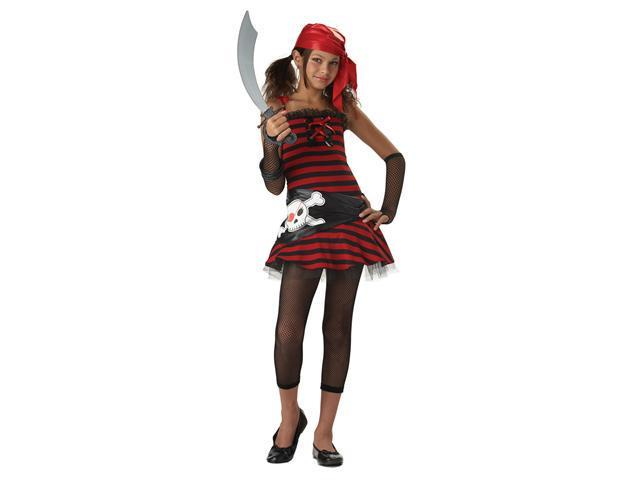 Tween Pirate Cutie Costume - Pirate Costumes