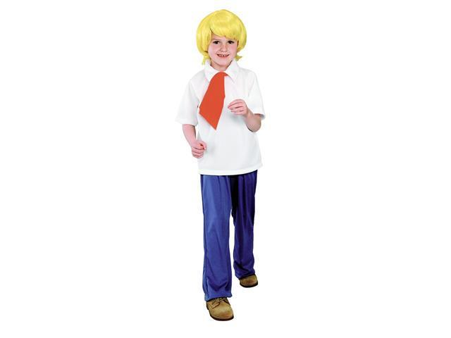 Kids Scooby-Doo Fred Costume - Authentic Scooby-Doo Costumes