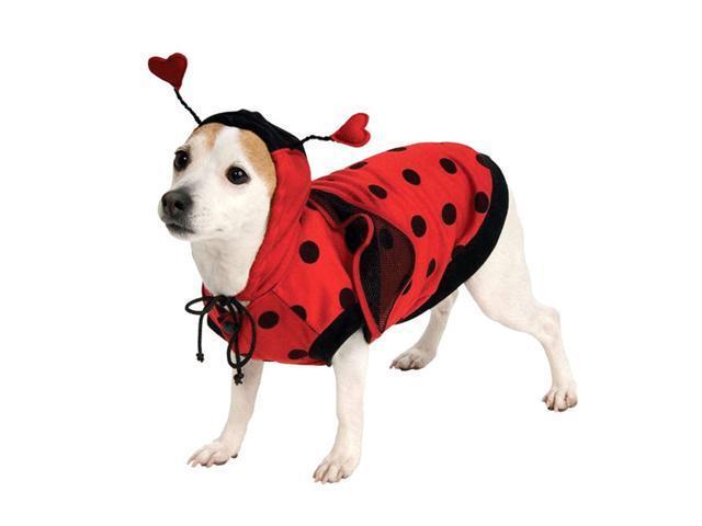 Ladybug Costume for Dogs - Dog Costumes