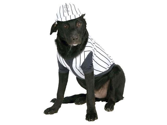 Baseball Player Dog Costume - Dog Costumes