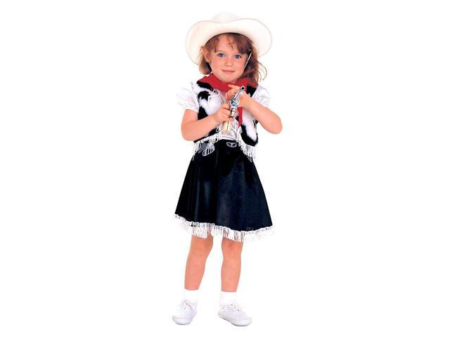 Girls and Toddler Cowgirl Costume - Cowgirl Costumes for Girls