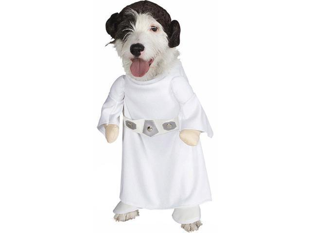 Princess Leia Dog Costume - Authentic Star Wars Costumes