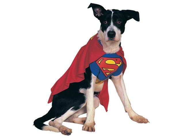 Superman Dog Costume - Dog Costumes
