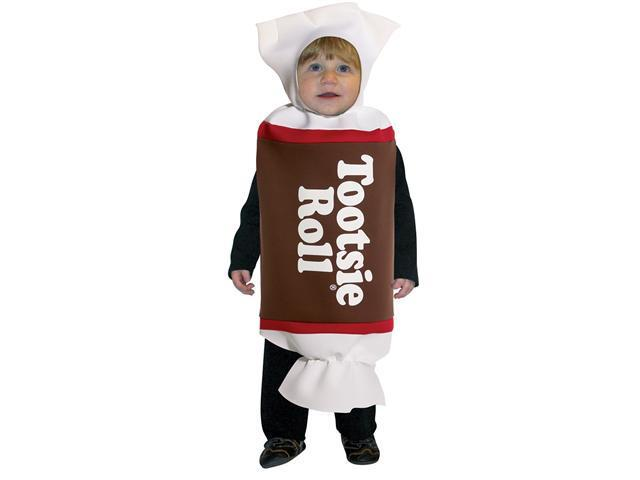 Todder Tootsie Roll Costume - Candy Costumes
