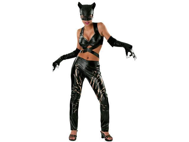 Deluxe Adult Catwoman Costume - Catwoman Costumes
