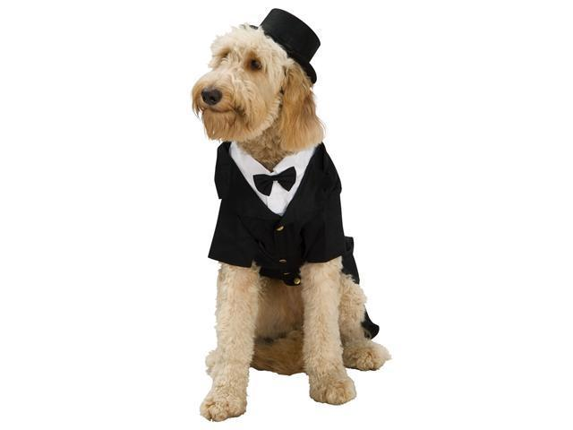 Dapper Dog Costume - Pet Halloween Costumes