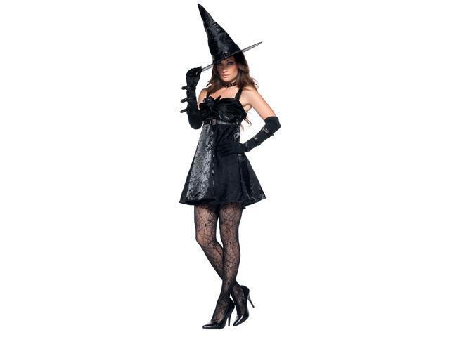 Sexy Spellbound Witch Costume - Witch Costumes