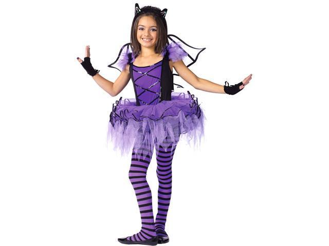 Girls Batarina Bat Ballerina Costume - Halloween Costumes for Girls