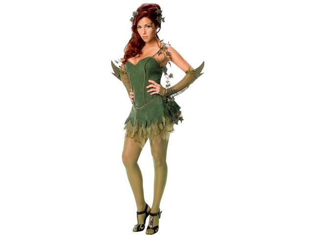 Deluxe Poison Ivy Costume - Sexy Halloween Costumes