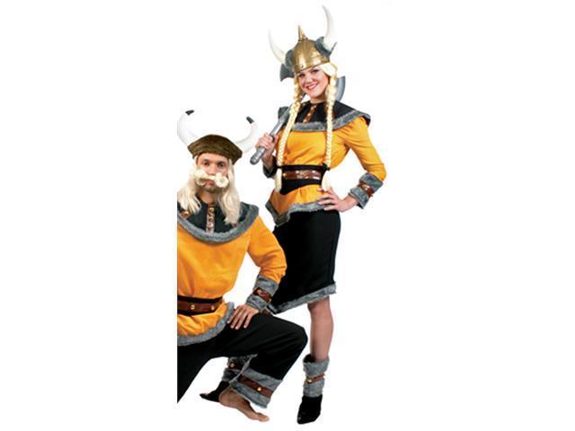 Adult Nordic Babe Costume - Viking Costumes