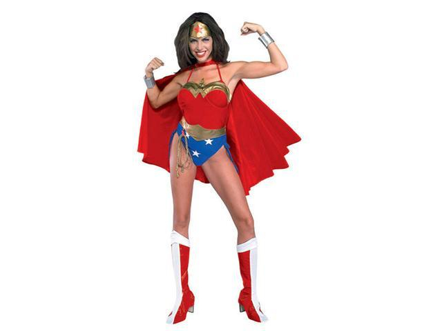 Adult Wonder Woman Costume - Adult Superhero Costumes