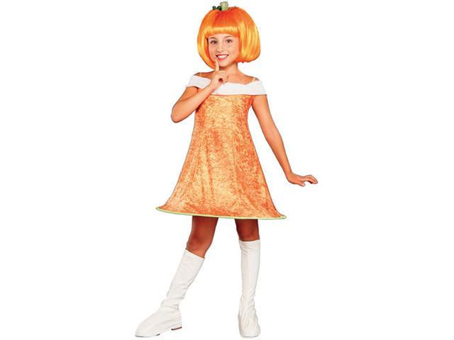 Kids Pumpkin Spice Costume - Girls Halloween Costumes