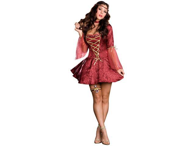 Sexy Juliet Costume - Medieval and Renaissance Costumes