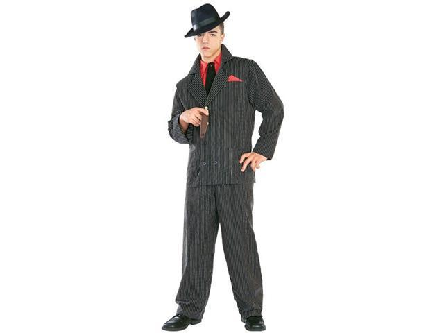 Adult Gangster Man Zoot Suit Costume  - Zoot Suit Gangster Costumes