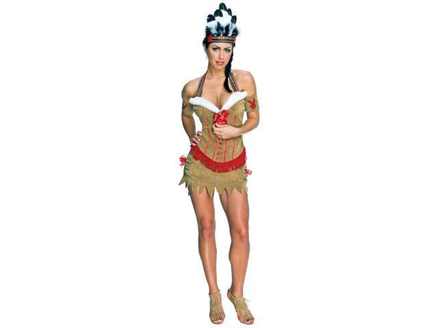 Playboy Sexy Native American Princess Costume - Playboy Costumes