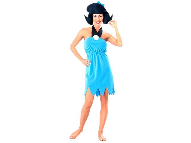 Betty Rubble Costume - Adult Flintstones Costumes