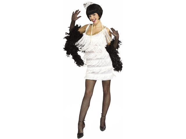 Adult Broadway Babe Flapper Costume - Flapper Costumes - Sexy