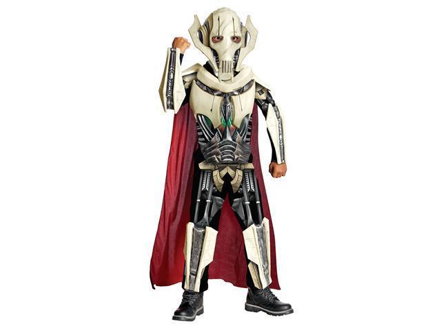 Kids Deluxe General Grievous Costume - Star Wars Costumes