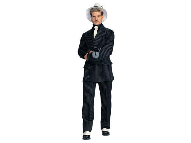 Adult Deluxe Gangster Zoot Suit Costume - 1920s Gangster Costumes