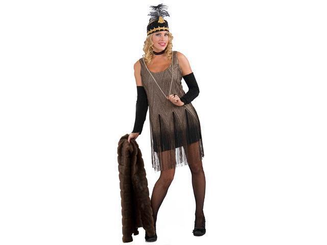 Speak Easy Sweetie Costume - Flapper Costumes