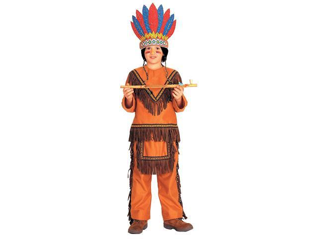 Kids Native American Boy Indian Costume - Indian Costumes
