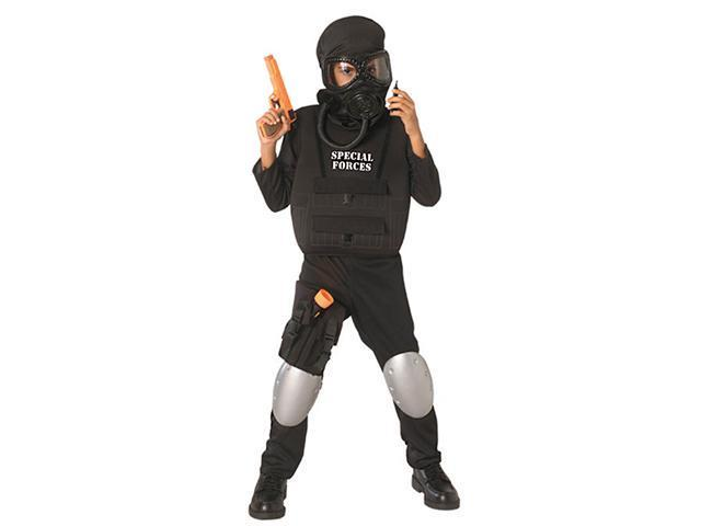 Kids Special Forces Costume - Kids Police Costumes
