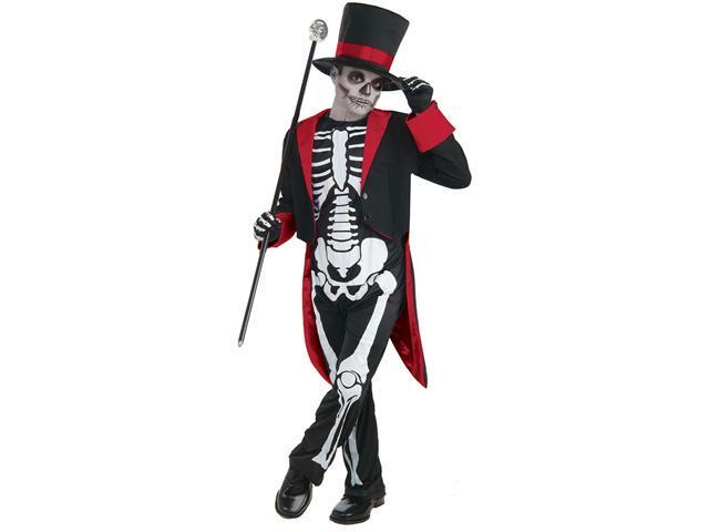 Kids Mr. Bone Jangles Costume - Kids Halloween Costumes