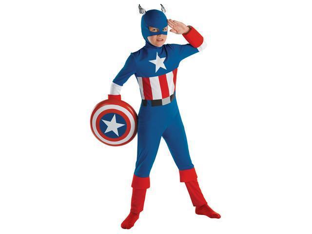 Kids Captain America Costume - Marvel's Captain America Costumes