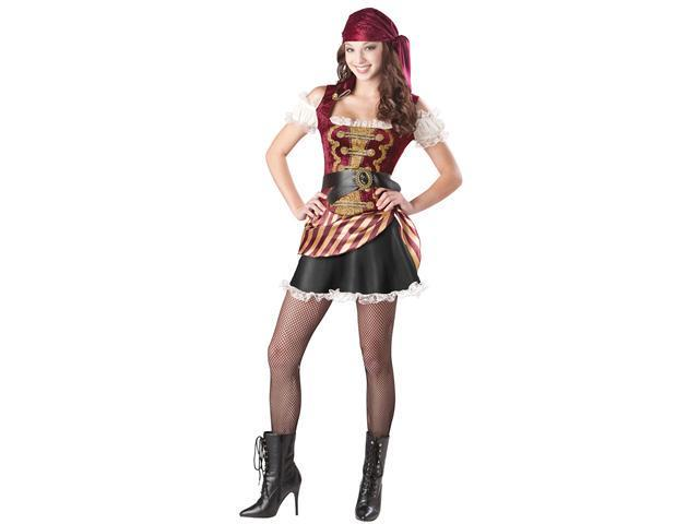 Teen Pirate Babe Costume - Pirate Costumes