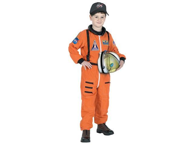 Child Astronaut Costume with NASA Cap - Astronaut Costumes