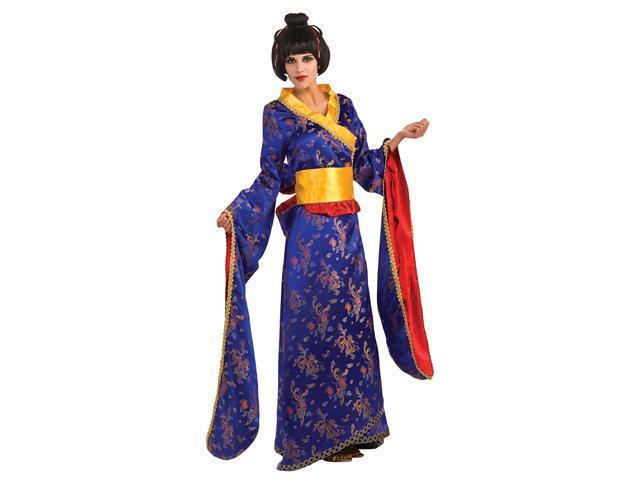 Samurai Princess Costume - Japanese Costumes