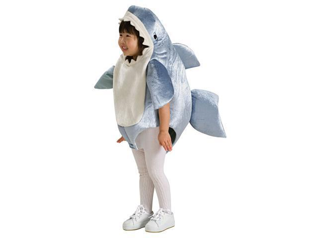 Deluxe Baby and Toddler Shark Costume - Baby Animal Costumes