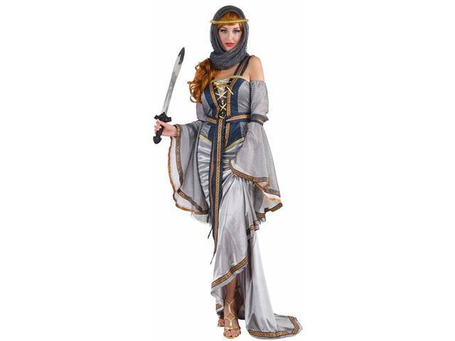Lady Of The Lake Costume - Medieval Or Renaissance Costumes