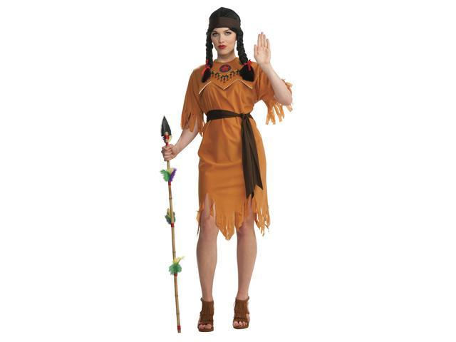 Pocahantas Indian Costume - Native American Indian Costumes