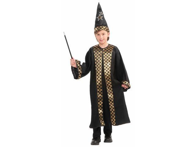 Kids Deluxe Wizard Costume - Kids Wizard Costumes