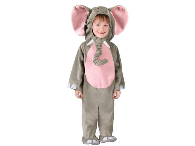 Toddler Cuddly Elephant Costume - Baby Animal Costumes