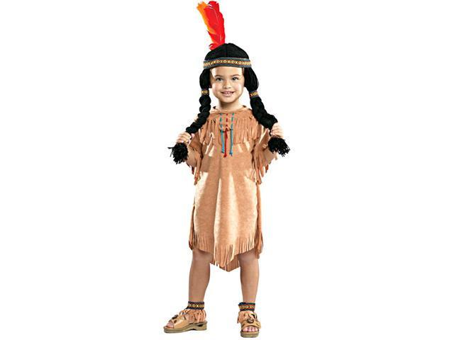 Girls Indian Girl Costume - Native American Indian Costumes
