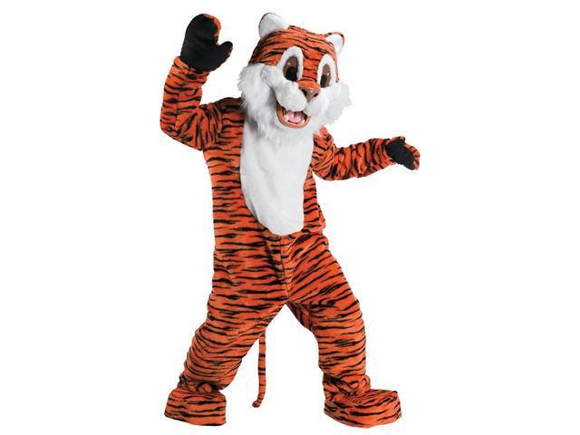 Tiger Mascot Costume - Animal Mascot Costumes