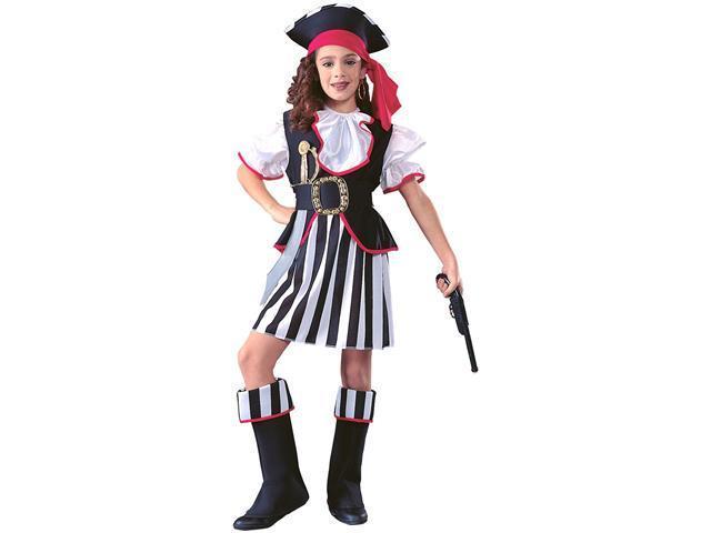 Girls Pirate Girl Costume - Pirate Costumes for Girls