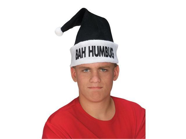 Bah Humbug Christmas Hat - Christmas Hats