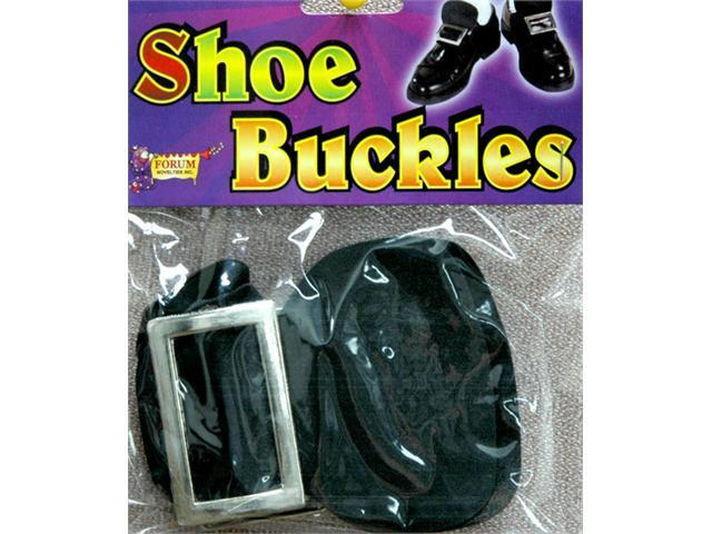 Pilgrim or Witch Shoe Buckles - Pilgrim or Witch Costumes