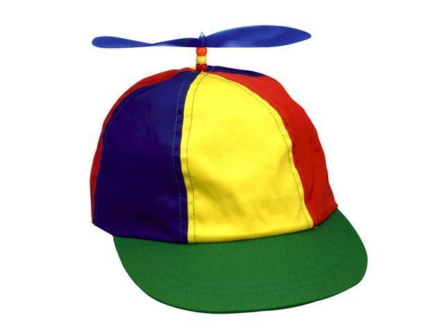 Multi Color Propeller Cap - Funny Hats