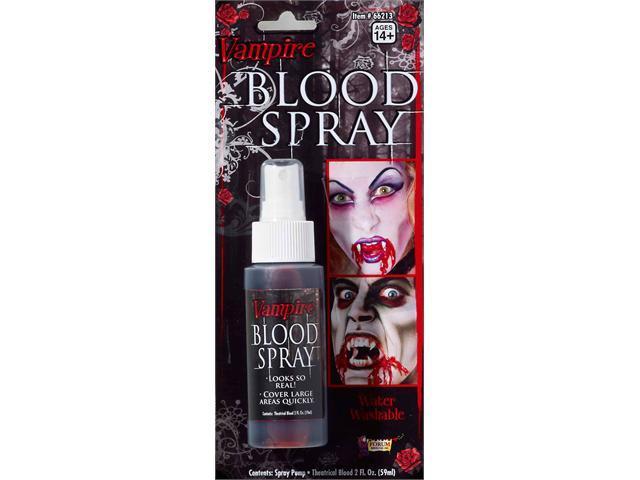 Spray Blood - Vampire Costumes