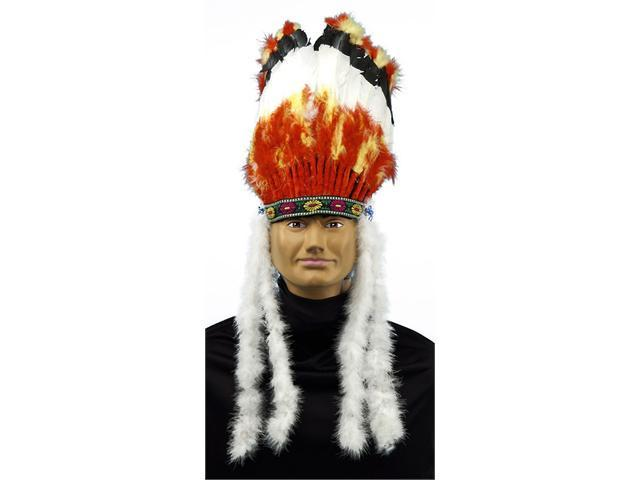 Indian Headdress - Native American Indian Costumes