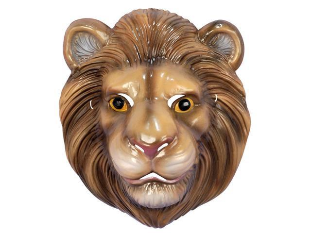 Kids Deluxe Lion Mask - Animal Masks