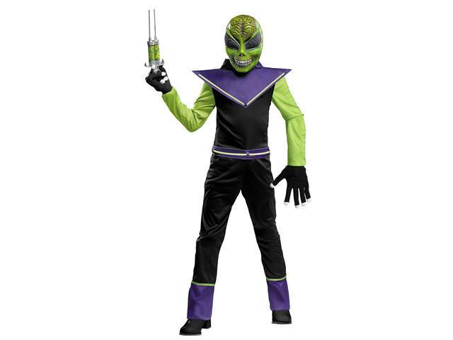 Scary Alien Costume - Scary Costumes