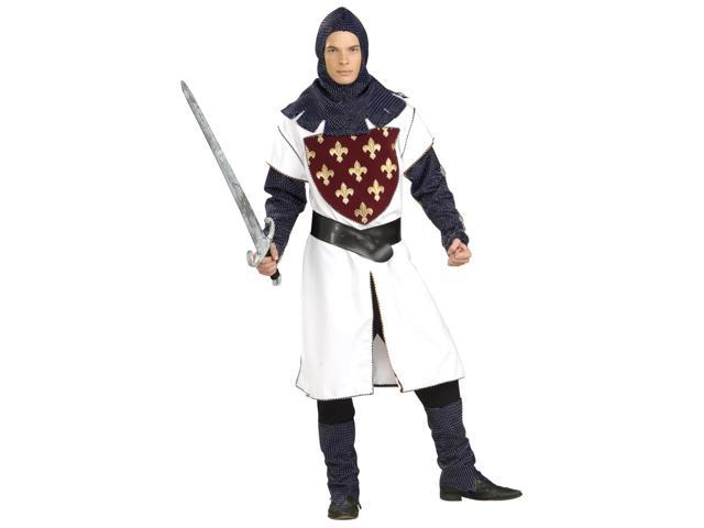Adult Lancelot Knight Costume - Medieval Costumes
