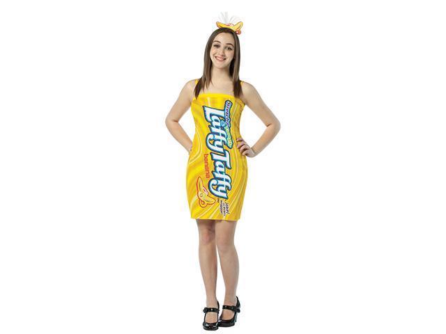 Banana Laffy Taffy Teenage Costume - Girls Costumes